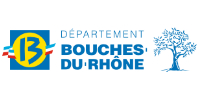 Logo Département Bouches du Rhône